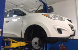 K&M Automotive in Perth does brakes service and repair