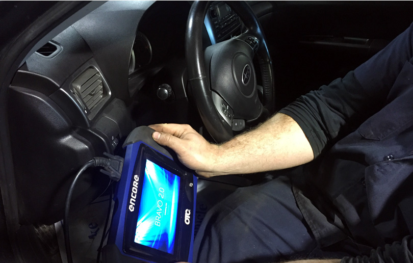 K&M Automotive in Perth does computer diagnostics and reprogramming